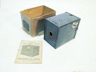 Vintage Sear Conley Camera No  0 Camera