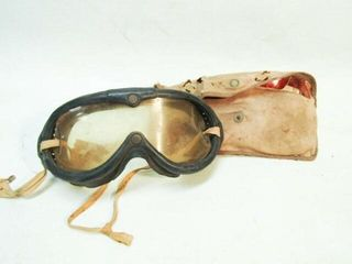 Rochester Optical U S  Military Goggles   lenses