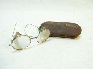 Vintage Wilson Service Goggles