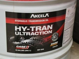 55 gallon Waste Oil