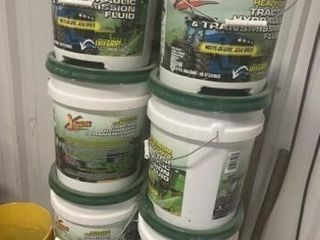 Approximately 30 ea 5 gal buckets  some with lids