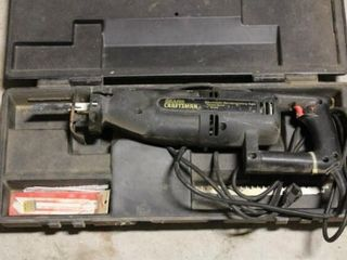 Electric Sears Craftsman Reciprocating Saw  Works