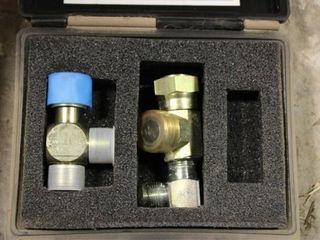 Case Flow Test Adaptor set Model 380040080