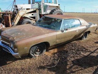 1972 Chevrolet Impala Classic 2 Dr V8 400 Auto