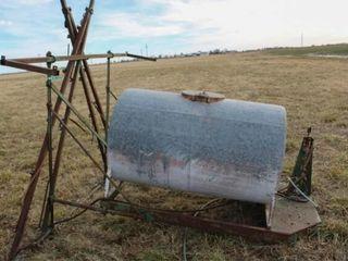 Slip in PU Bed Sprayer w  250 gal tank w  40IJ boom