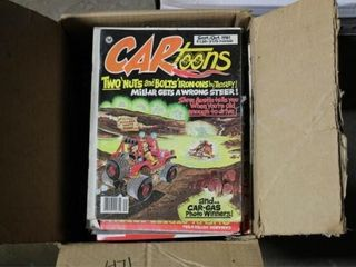 Assorted Hot Rod magazines  Some Vintage