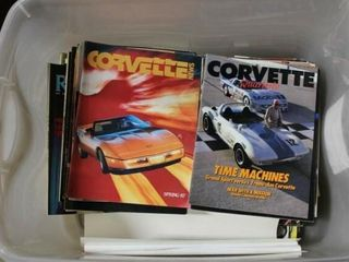 Assorted Firearm and Car Magazines