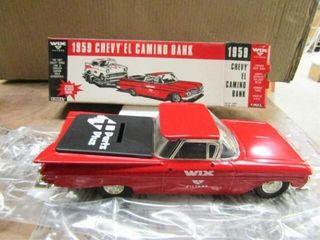 Ertl 1959 Chevy El Camino Coin Bank