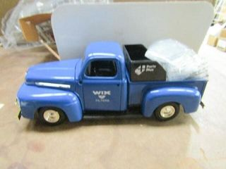 Ertl Collectibles 1951 Ford F 1 Truck Coin Bank