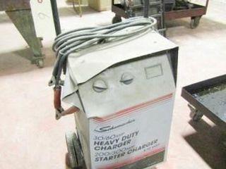 Schumacher Heavy Duty Battery Charger