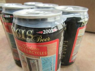 2005 Sturgis Motorcycle Beer