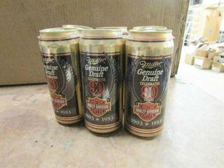 Miller Harley Davidson Beer