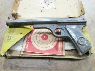 Daisy Targeteer Gun in box