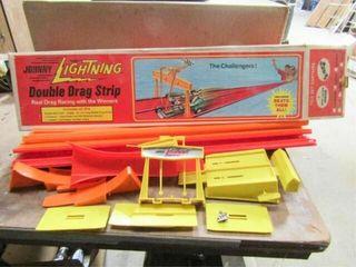 1968 Johnny lightning Double Drag Strip