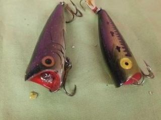 2 FISHING lURES