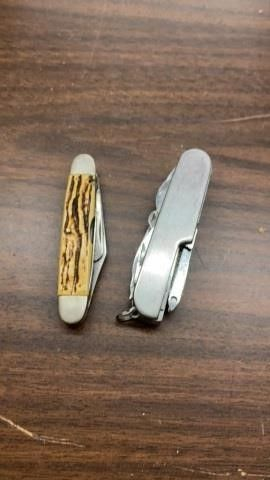 POCKET KNIFE AND WEST PlAINS ENERGY MUTlI TOOl