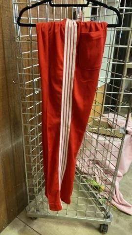 1980IJS NEBRASKA BASKETBAll TEAM WARMUPS   lARGE
