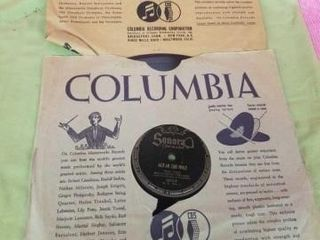 2 VICTROlA RECORDS