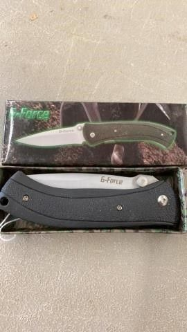 G FORCE POCKET KNIFE   NEW IN BOX
