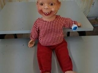VINTAGE HOWDY DOODY DOll   SlEEP EYES