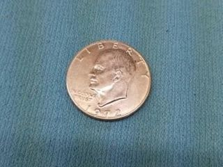 1972  PEG lEG  VARIETY IKE DOllAR   REPOlISHED
