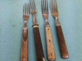 4 CIVIl WAR ERA FORKS