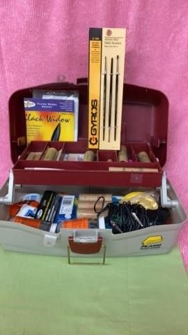 ROCKET lAUNCH KIT IN PlANO TACKlE BOX