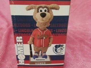 lINCOlN SAlTDOGS OFFICIAl BOBBlEHEAD