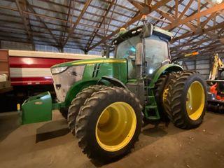 DALE D. ANDERSON ESTATE, D&J FAMILY FARMS, LLC FARM EQUIPMENT ESTATE AUCTION
