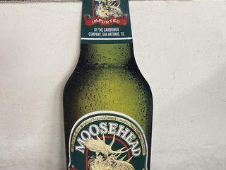 Moosehead Beer SST 8x24