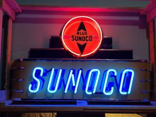 Sunoco neon  2x3