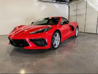 2020 Chevy Corvette Stingray 2lT  NO RESERVE