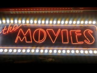 The Movies neon  SST 9 x3 x1