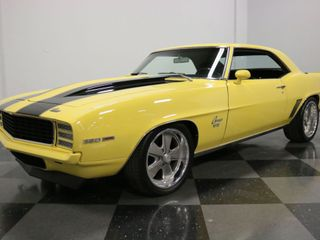 1969 Chevy Camaro RS SS