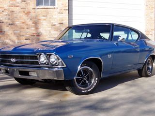 1969 Chevy Chevelle SS 396