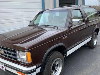 1984 Chevy S10 Blazer