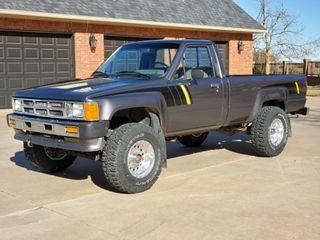 1986 Toyota 4x4 Pickup