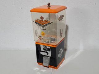 Harley Davidson  25 gumball machine with key