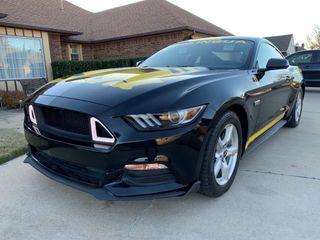 2016 Ford Telinqua Mustang