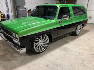 1986 Chevy Blazer