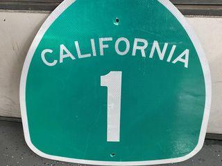 California Hwy 1  SST 24x25