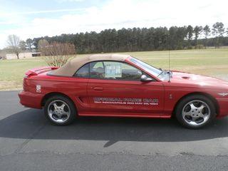 1994 Ford Mustang GT Cobra Convertible