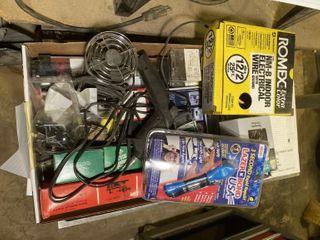 lArge Box of Hardware