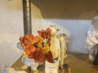 Plaster Scuplutures