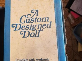 Collector Bell Doll Doll designed for