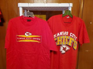 Chiefs teeshirts  specialty NFl  2 Chiefs