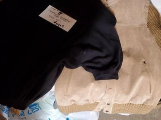 Womens sweaters and jacket size medium