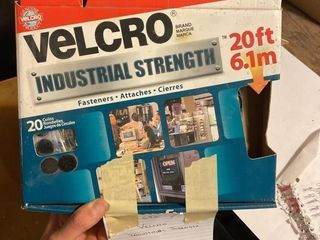 large Roll of Velco