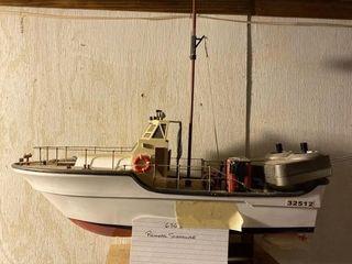 Schooner Boat Remote Hobbie