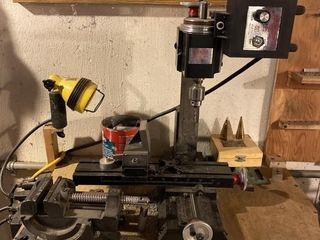 Tools Drill press
